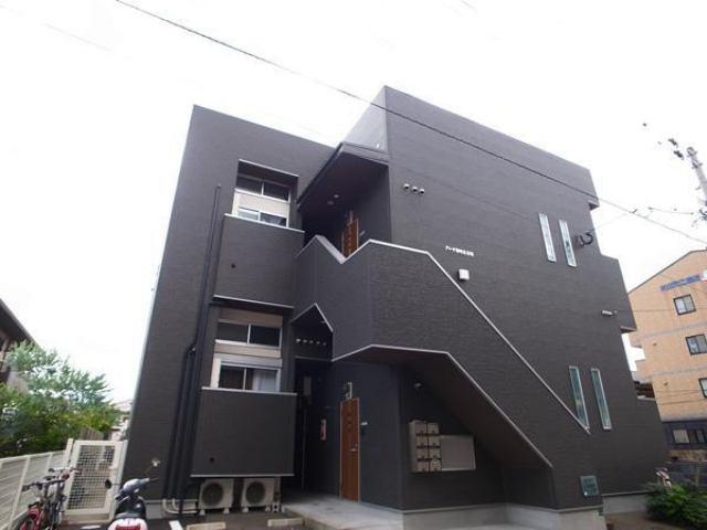 クレオ箱崎伍番館の外観写真