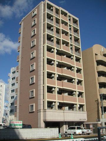 パークステージ箱崎の外観写真