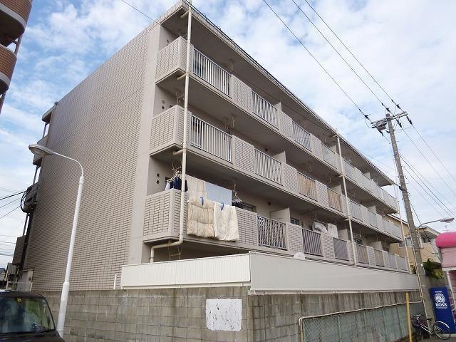青山弐番館の外観写真