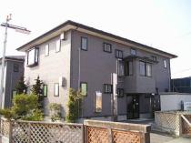 コーポ新小道 A棟の外観写真