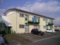 八幡原荘の外観写真