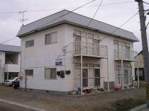 佐藤コーポ B棟の外観写真