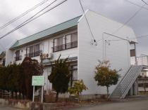 グリーンハウス原田の外観写真