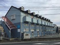 ロフティリベルダーデA棟の外観写真