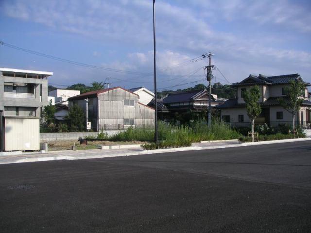 御井町売地の外観写真
