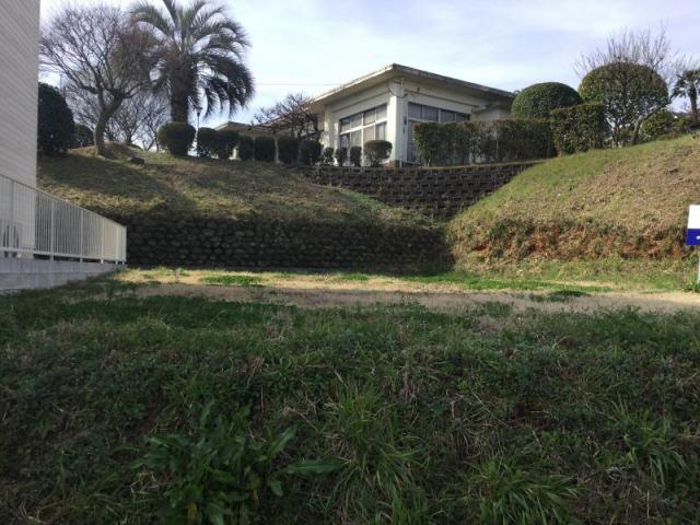 上津町分譲地B号地の外観写真