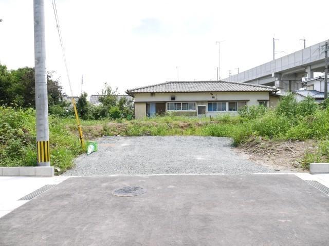 津福本町土地の外観写真