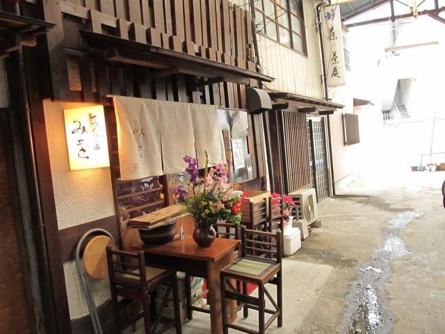 日吉町徳永店舗の外観写真