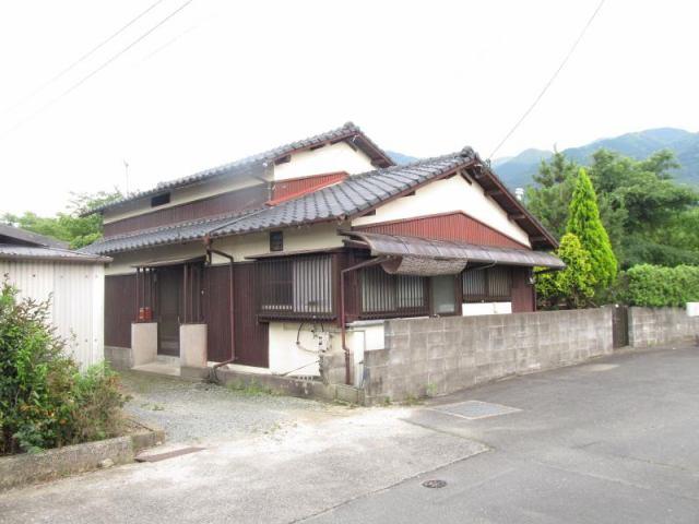 山本町売家の外観写真