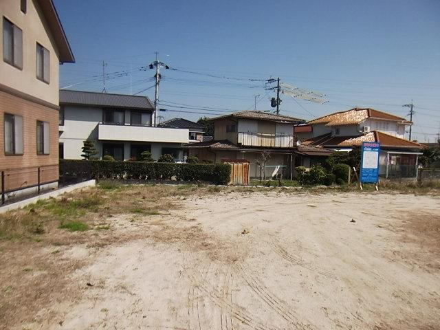 津福本町分譲地E3の外観写真