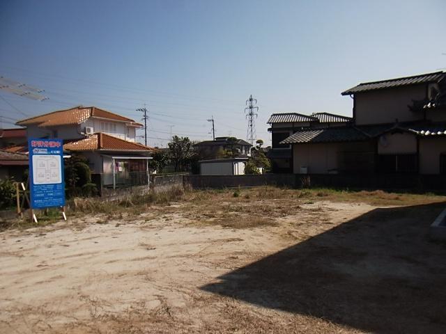 津福本町分譲地E4の外観写真