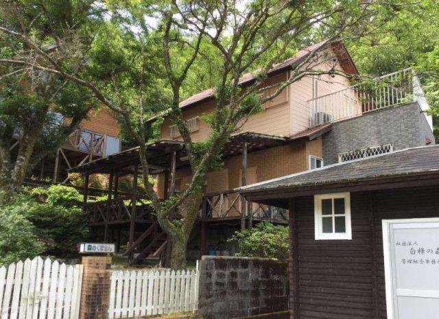 南小国町売別荘の外観写真