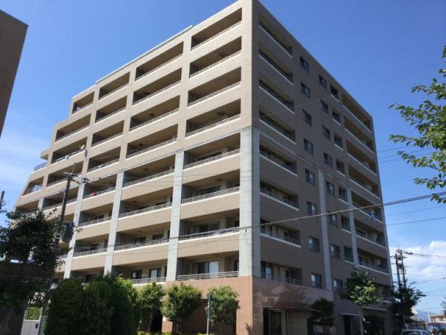 ドリームマンション大善寺駅前の外観写真