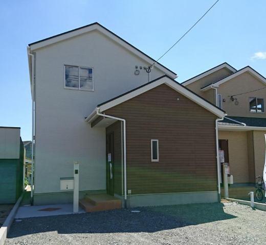 白山町新築戸建第1-1号棟の外観写真
