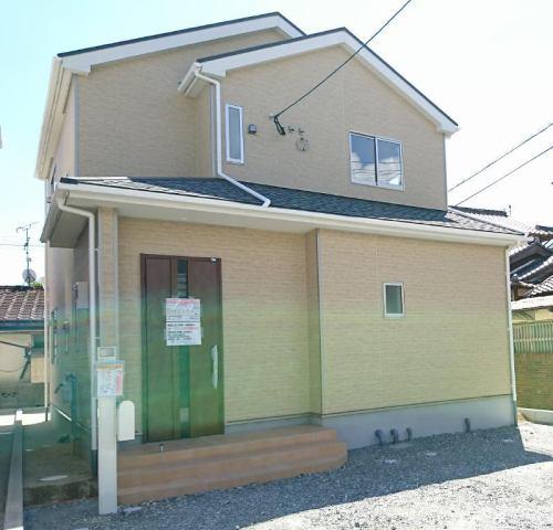 白山町新築戸建第1-2号棟の外観写真