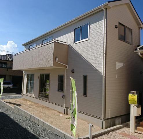 梅満町新築戸建第6-1号棟の外観写真