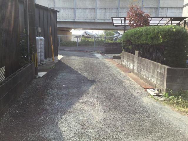 西牟田売地Bの外観写真