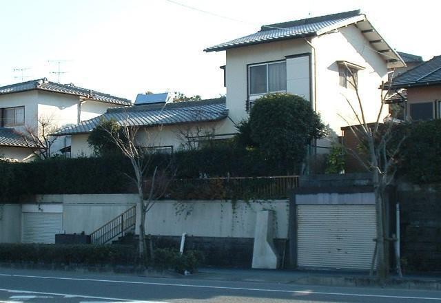 飯塚貸家の外観写真