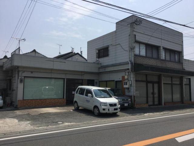 DY大善寺店舗の外観写真