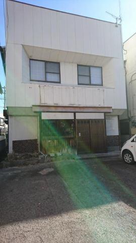 諏訪野町中島店舗の外観写真