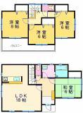 新築 古川江合寿町 全3棟 3月完成