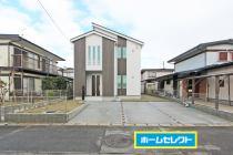GRAFARE 名取市大手町 1号棟の外観写真