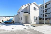 QUIE 多賀城市桜木第8 6号棟の外観写真