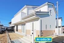 QUIE 仙台市太白区中田第3 4号棟の外観写真