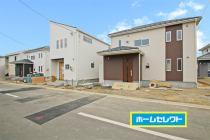 Livele Garden 仙台市太白区富沢駅西1期 3号棟の外観写真