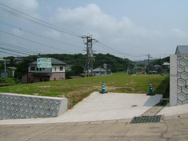 呼子・持山団地(4号地)の外観写真