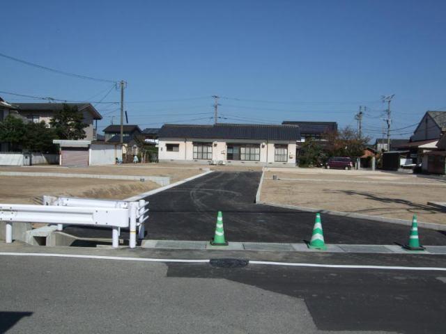 セントラルタウン原 4号地の外観写真