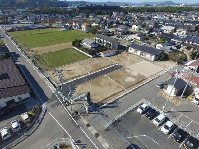 セントラルタウン原 6号地の外観写真