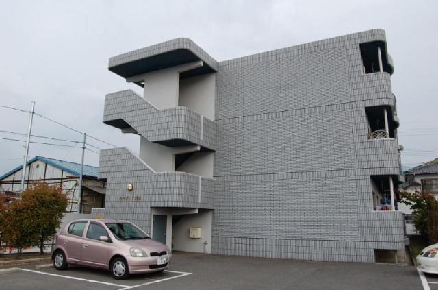 カルディア吉田の外観写真
