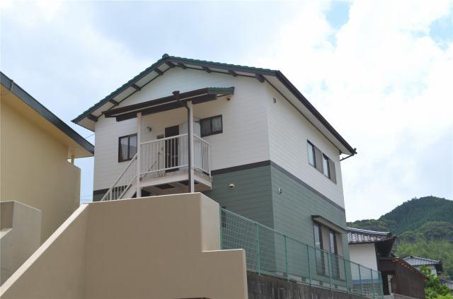 本村アパートの外観写真