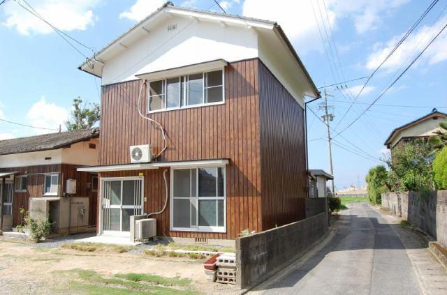 浜田貸家の外観写真