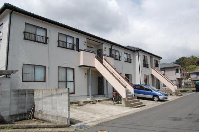 スカイハイツ神田の外観写真