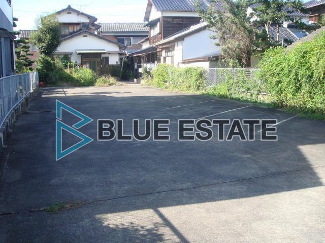 ラメール駐車場の外観写真