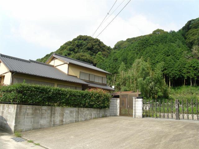 上田貸家の外観写真