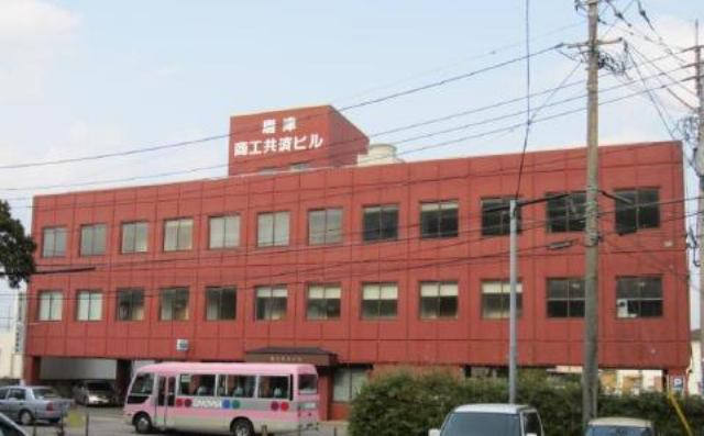 唐津商工共済ビルの外観写真