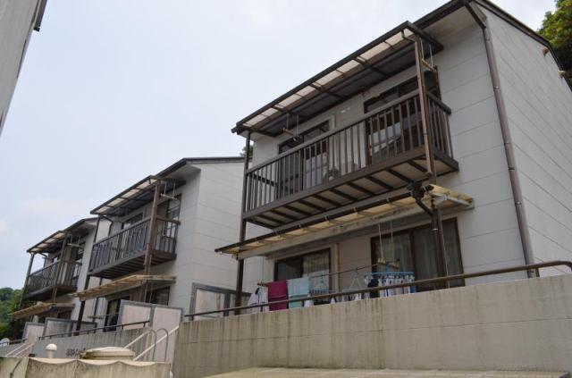 隆成ホーム中山B棟の外観写真