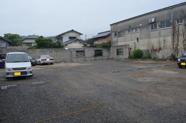 大石駐車場の外観写真