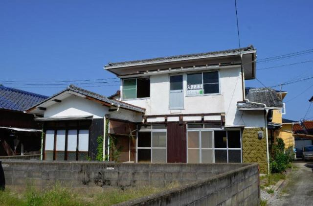 松岡貸家の外観写真