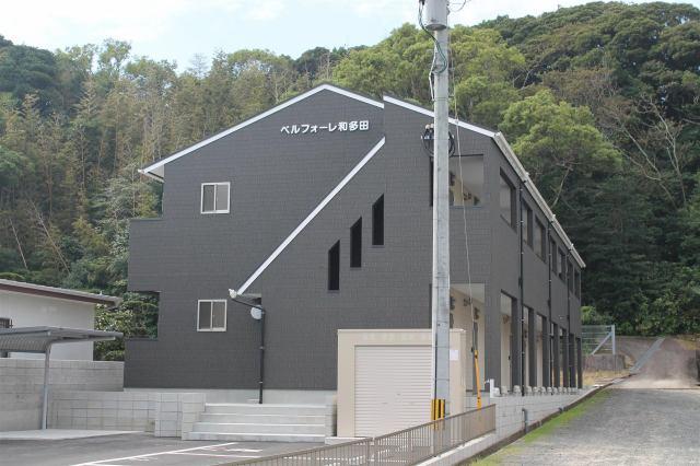 ベルフォーレ和多田の外観写真