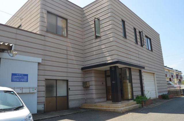 和多田大土井脇山倉庫の外観写真