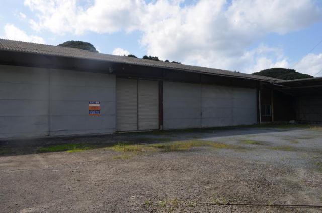 大石倉庫の外観写真
