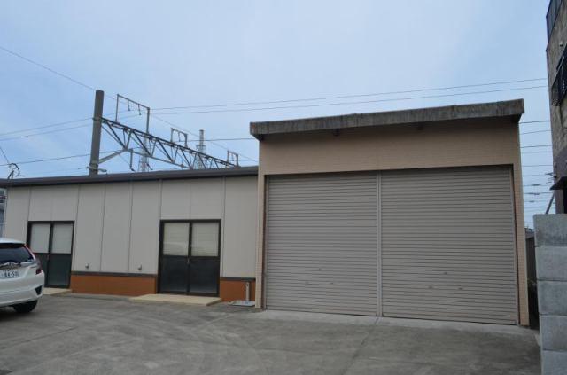 西唐津倉庫の外観写真