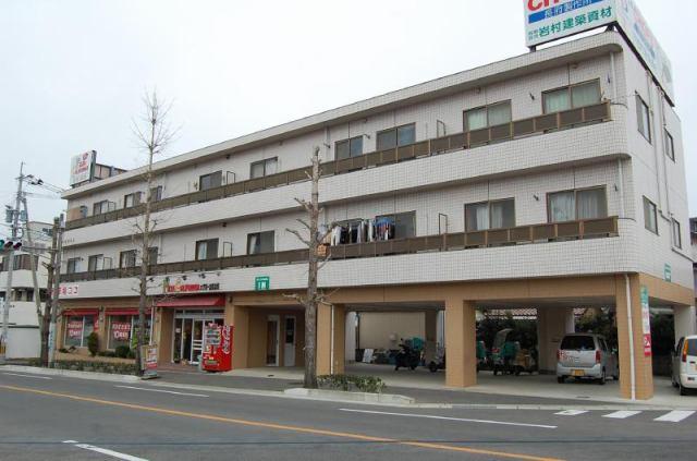 新興岩村ビルⅡの外観写真