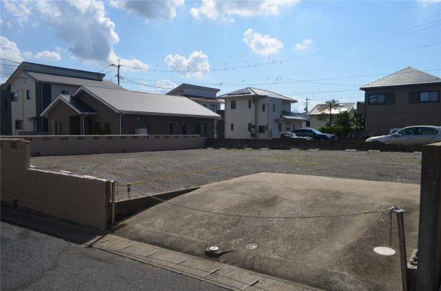 松南町駐車場の外観写真