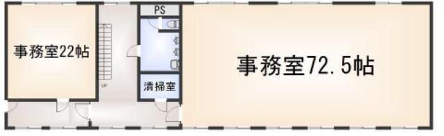 唐津商工共済ビルの間取り