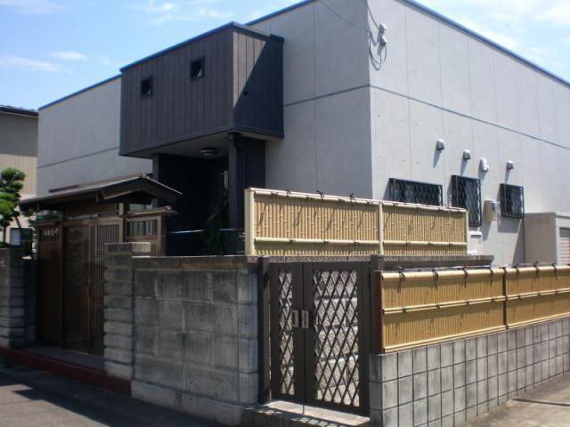 玖島3丁目中古戸建の外観写真